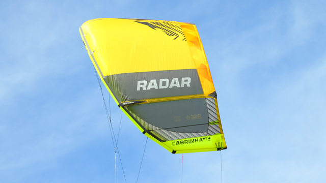 2015 Cabrinha Radar Review