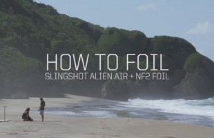 How to Foilboard