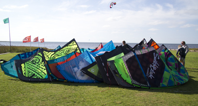 2014 Kite Reviews