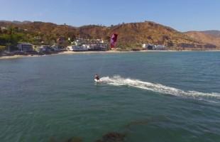 Malibu Kitesurfing