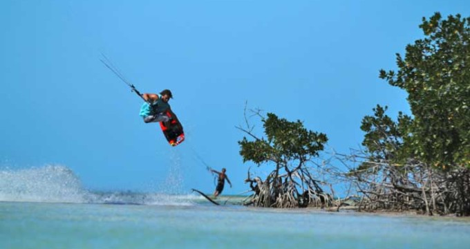 Matt Sexton sessions Islamorada in the Florida Keys. Photo courtesy Matt Sexton