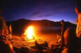 Nitinat Camping