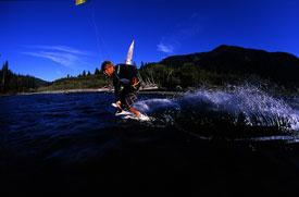 Nitinaht Kitesurfing