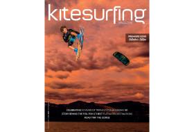 Kitesurfing Magazine Cover#1