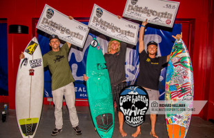 Cape Hatteras Wave Classic Results