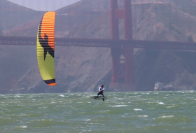 Photo Courtesy F-One/ Brendan Richards-The Kiteboarder