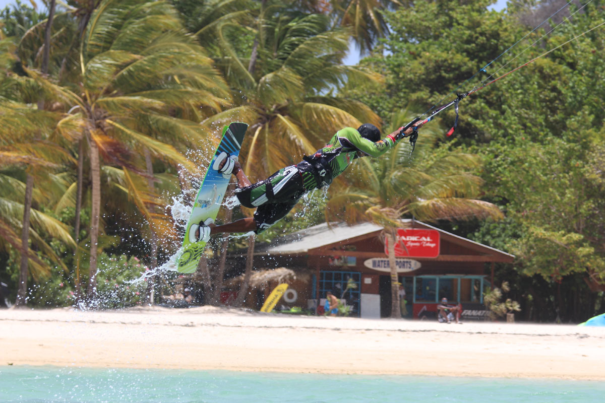Tobago Kiteboarding Guide