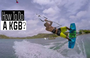 How to KGB Kiteboarding