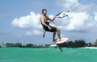 Slingshot Foiling Flight School