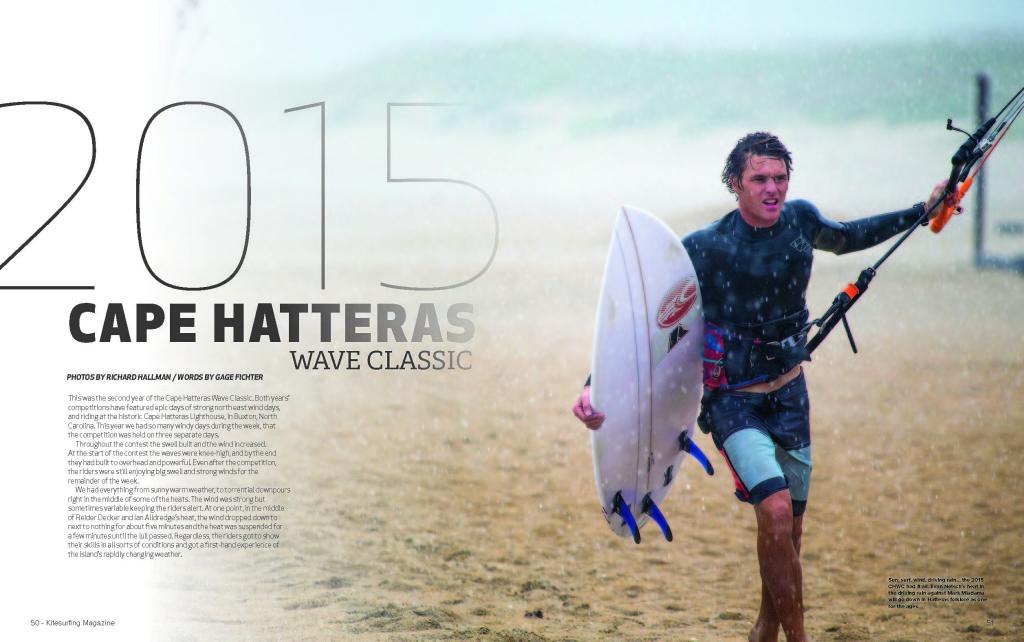 Kitesurfing Magazine CHWC2015
