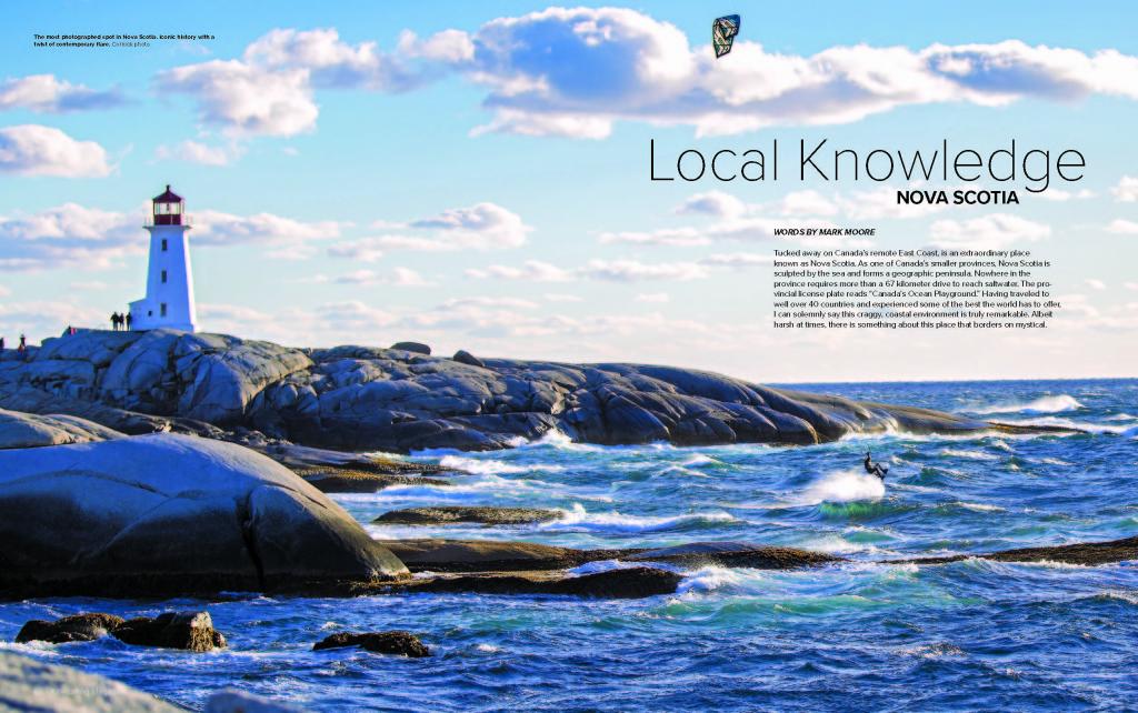 Nova Scotia Kiteboarding
