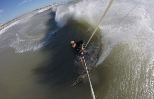 South Padre Island Kitesurfing