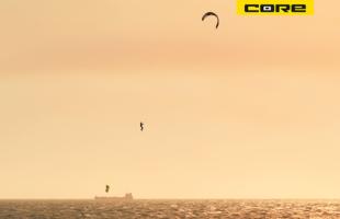 Record Kiteboarding Jump