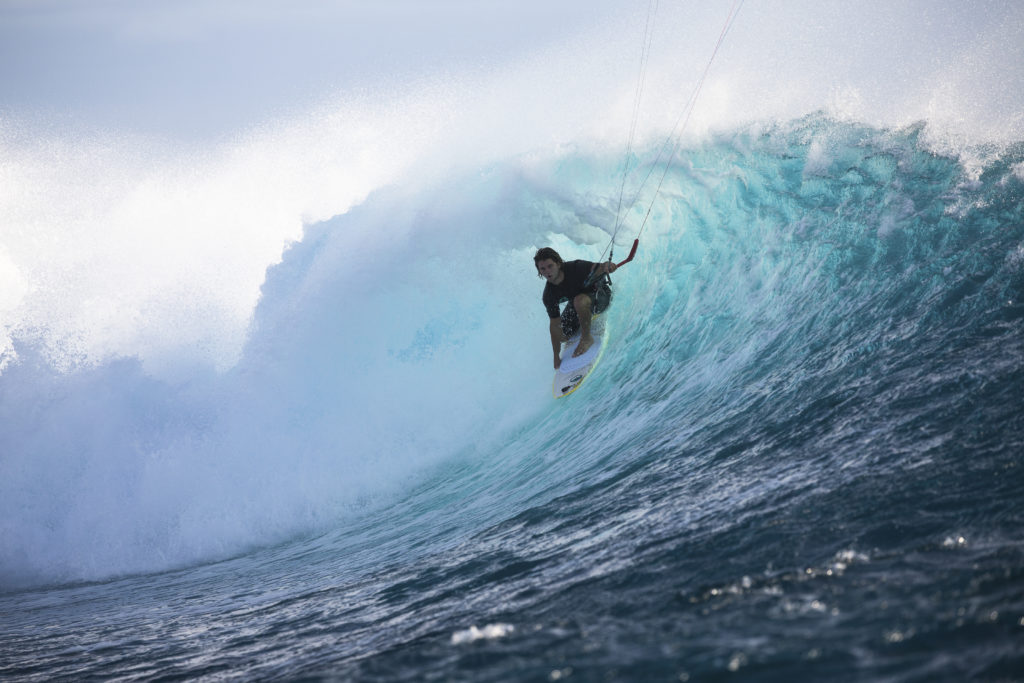 Jesse Richman gets pitted. Mark Thompson photo