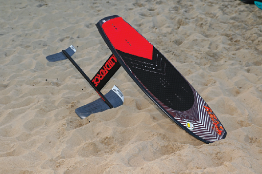 LIQUID FORCE IMPULSE FOIL REVIEW - Kitesurfing Magazine