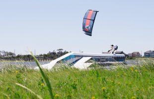 Kitesurfing Cape Hatteras